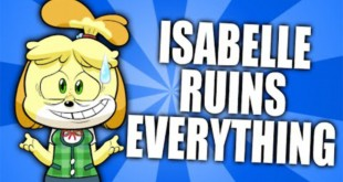 Isabelle Ruins Everything por hotdiggedydemon