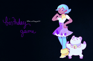 Bee and Puppycat 5-6 Birthday game eng_001_0