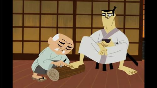 Samurai Jack – T2E13 – Jack's Shoes [Sub. Español]