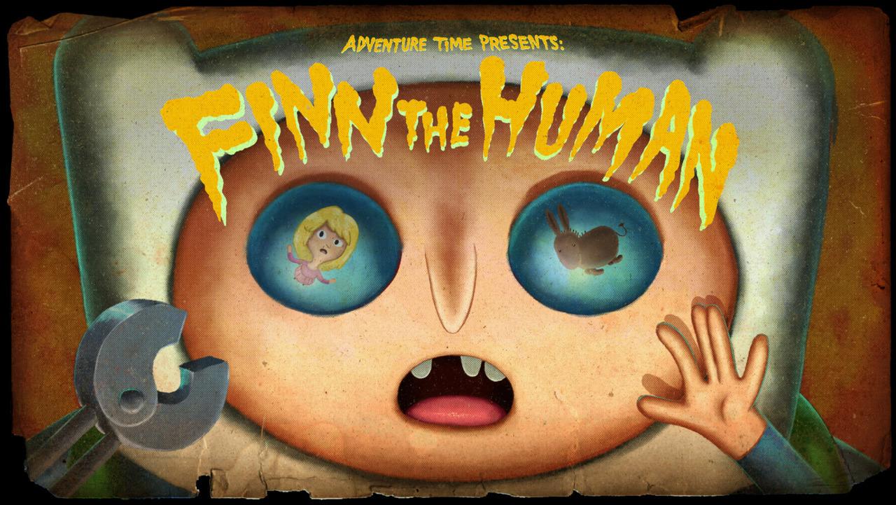 Adventure Time – T5E01 – Finn The Human [Sub. Español]