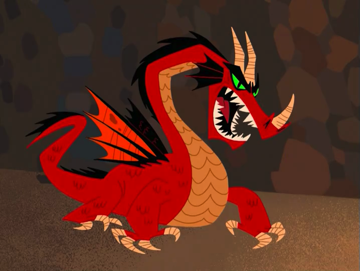Samurai Jack – T2E08 – Jack and the Dragon [Sub. Español]