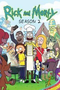 Rick and Morty : Temporada 2