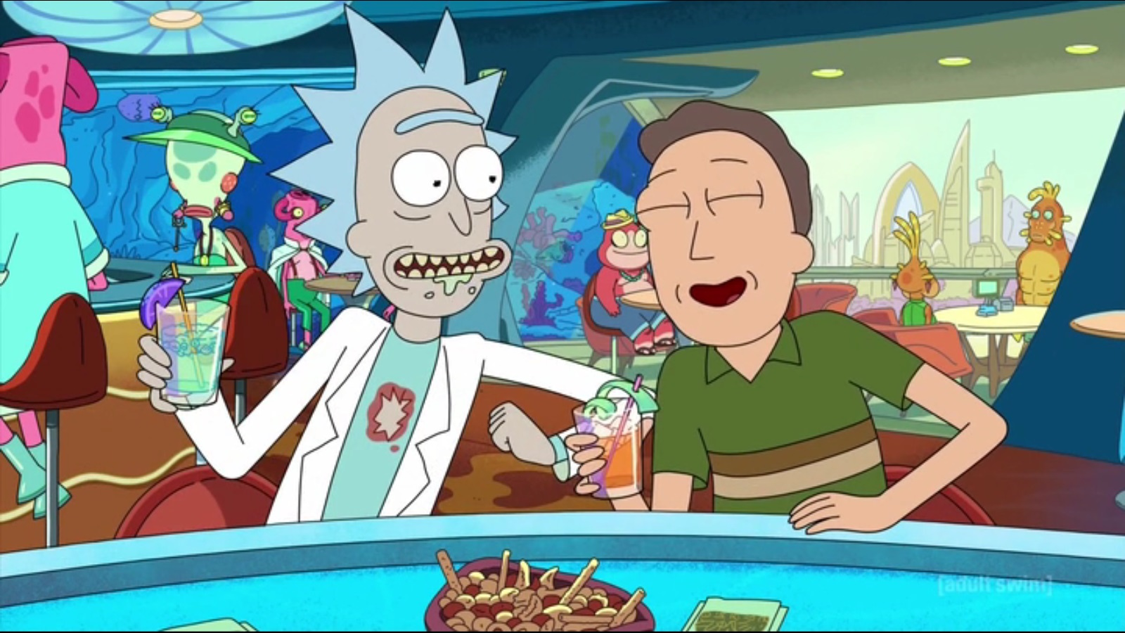 Rick y Morty : 3×5