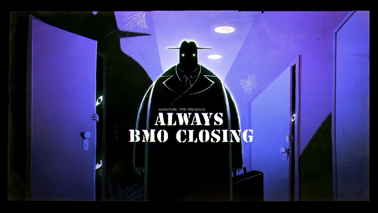 Adventure Time – T9E16 – Always BMO Closing [Sub. Español]