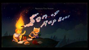 Adventure Time – T9E17 – Son of Rap Bear [Sub. Español]