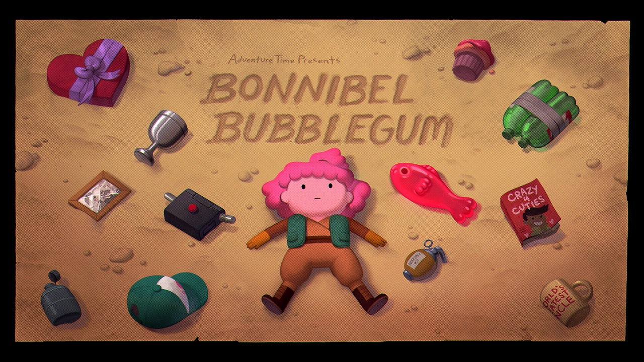 Adventure Time – T9E18 – Bonnibel Bubblegum [Sub. Español]