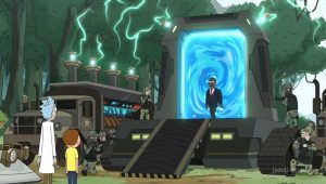 Rick and Morty 3×10
