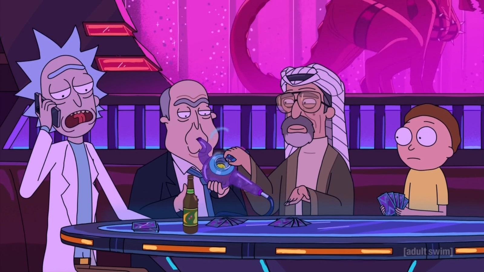 Rick y Morty: 3×10 The Rickchurian Mortydate [Sub. Español]