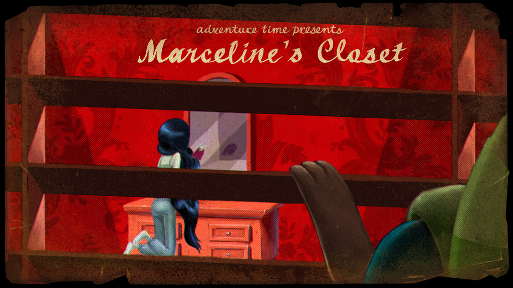 Misadventure Time Marcelines Closet