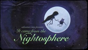 Adventure Time – T2E01 – It Came From The Nightosphere [Sub. Español]