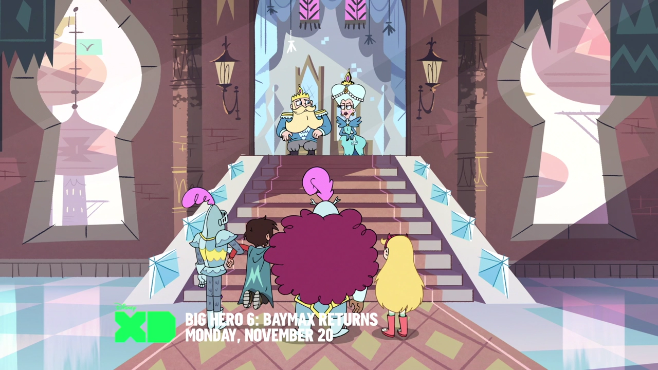 Star vs. the Forces of Evil – T3E08 – Lint Catcher / Trial by Squire [Sub. Español]