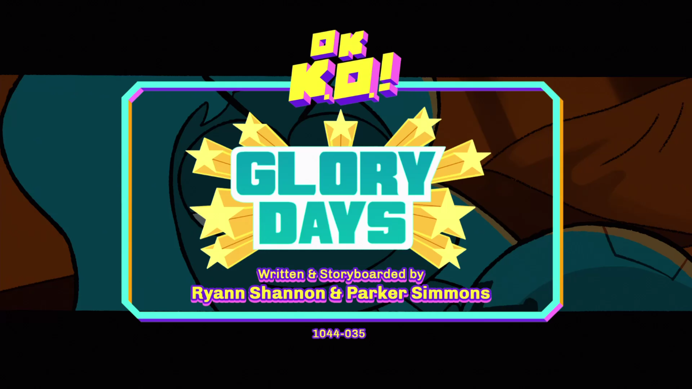 OK K.O.! Let's Be Heroes – T1E35 – Glory Days [Sub. Español]