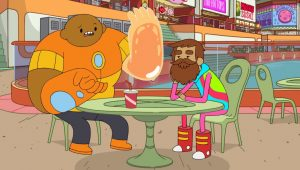 Bravest Warriors: T3E4 – Fast Times at Saturn Oaks [Sub. Español]
