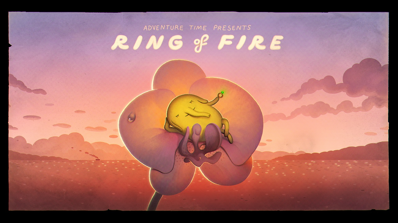 Adventure Time – T9E20 – Ring Of Fire [Sub. Español]