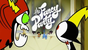Wander Over Yonder: T1E25 – The Fancy Party [Sub. Español]