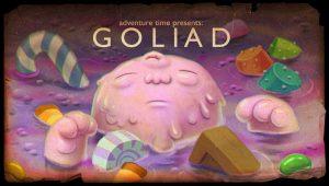 Adventure Time – T4E10 – Goliad [Sub. Español]