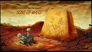 Adventure Time – T4E15 – Sons of Mars [Sub. Español]