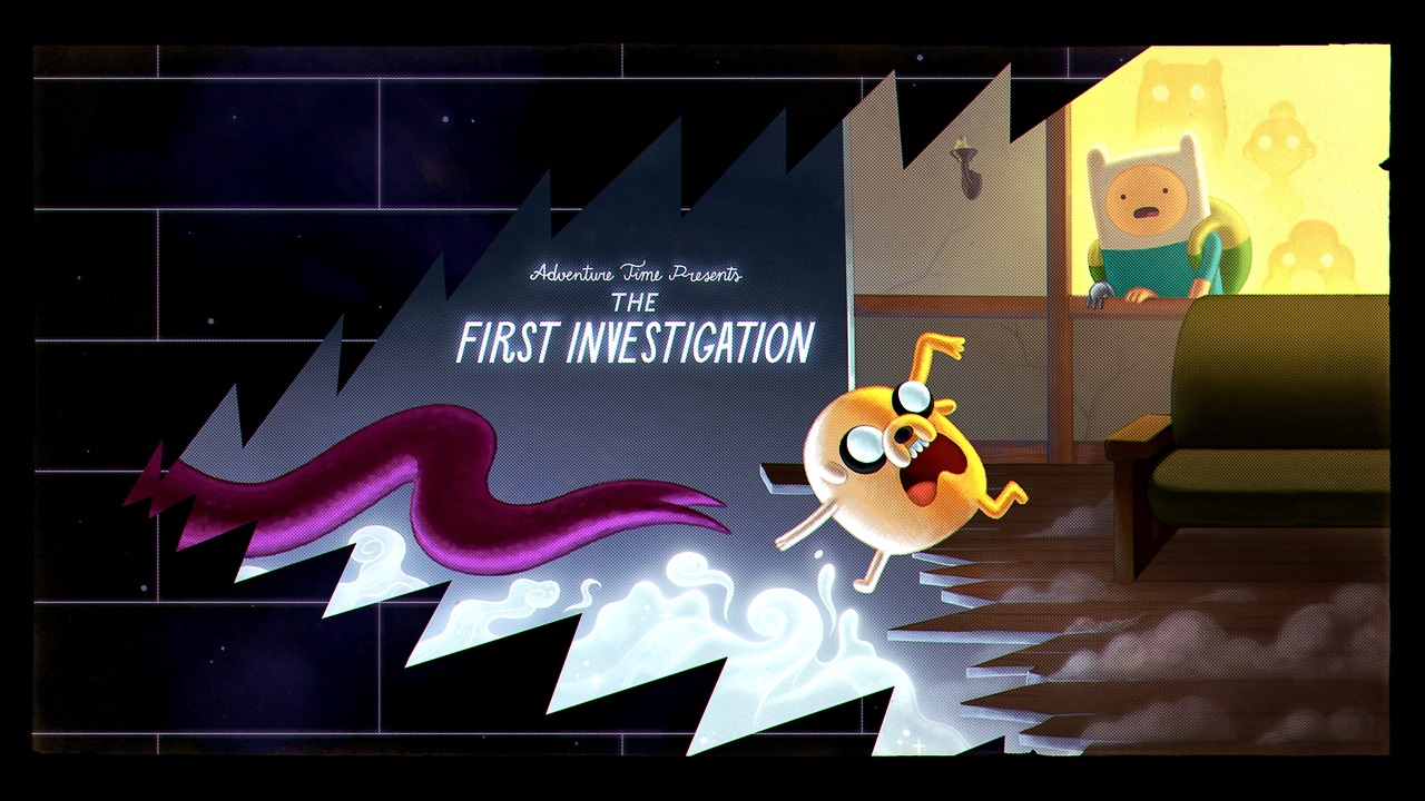 Adventure Time – T9E22 – The First Investigation [Sub. Español]