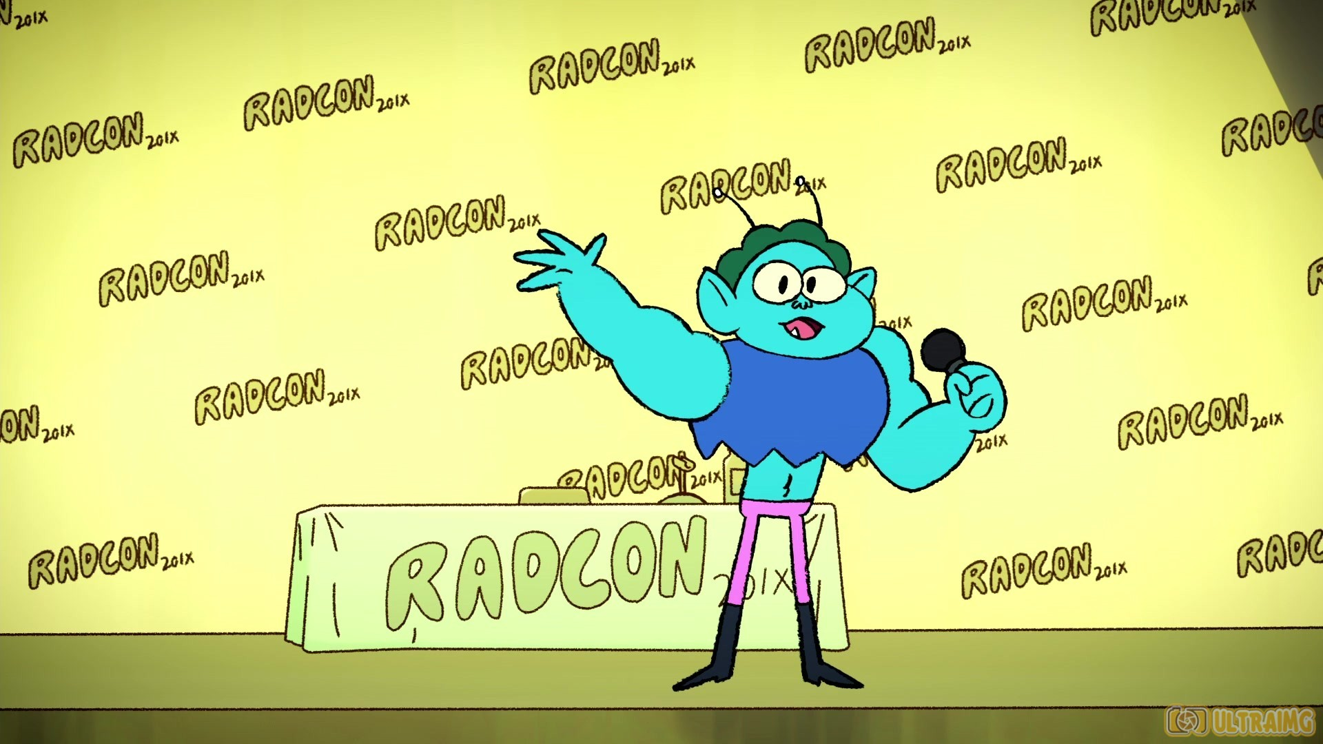 OK K.O.! Let's Be Heroes – T1E20 – Everybody Likes Rad? [Sub. Español]