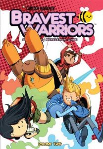 Bravest Warriors: Temporada 2