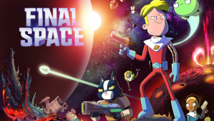 Final Space – T01E01 – Chapter One [Sub. Español]