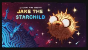 Adventure Time – T9E24 – Jake the Starchild [Sub. Español]