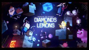 Adventure Time – Minecraft Special – Diamonds and Lemons [Sub. Español]