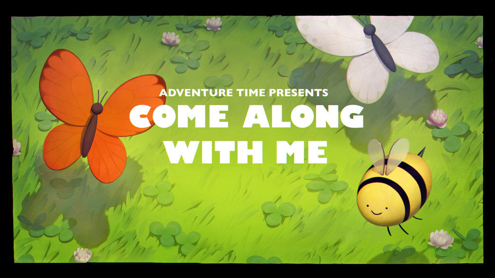 Adventure Time – T9E27 – Come Along With Me [Sub. Español]