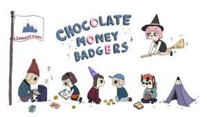 Summer Camp Island – T1E03 – Chocolate Money Badgers [Sub. Español]