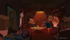 Rick and Morty S04E02 Subtitulado al español