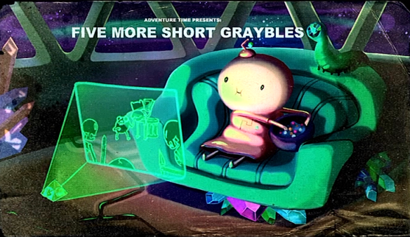 Adventure Time – T5E04 – Five More Short Graybles Parte 2 [Sub. Español]