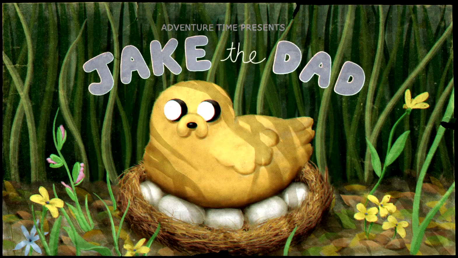 Adventure Time – T5E06 – Jake The Dad [Sub. Español]