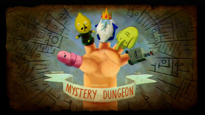 Adventure Time – T5E08 – Mystery Dungeon [Sub. Español]