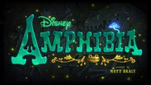 Amphibia – T01E15 – A Night at the Inn / Wally and Anne [Sub. Español]
