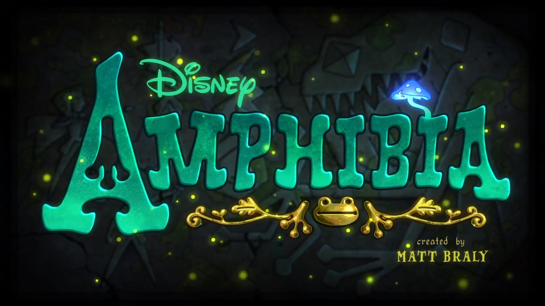 Amphibia – T1E14 – Snow Day / Cracking Mrs Croaker [Sub. Español]