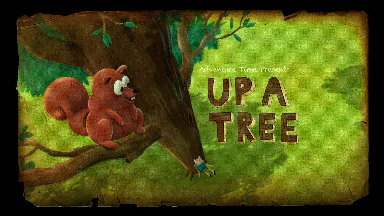 Adventure Time – T5E04 – Up a Tree [Sub. Español]