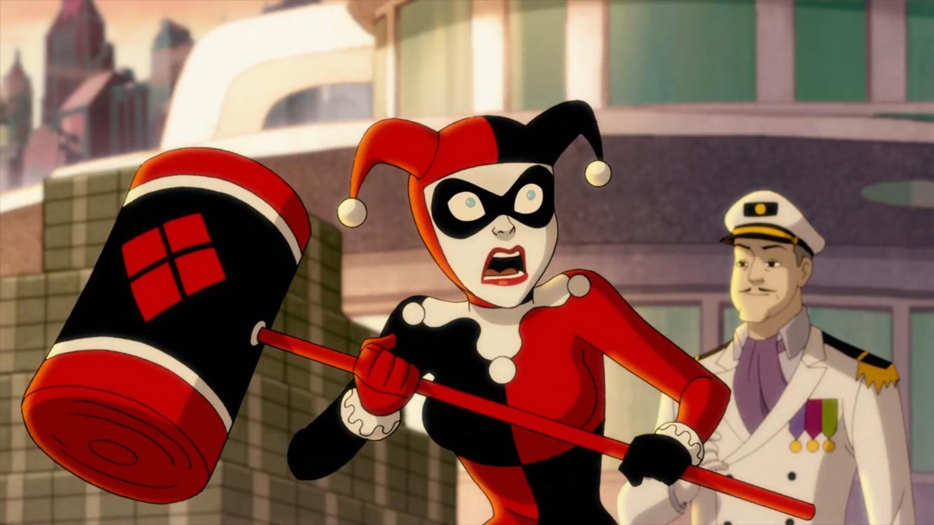 Harley Quinn – T01E01 – Til Death Do Us Part [Sub. Español]