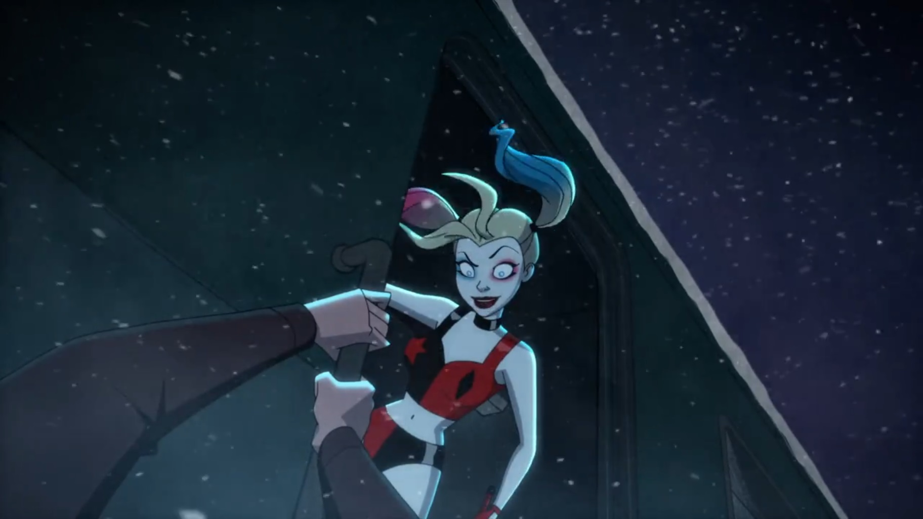 Harley Quinn – T01E03 – So You Need a Crew? [Sub. Español]
