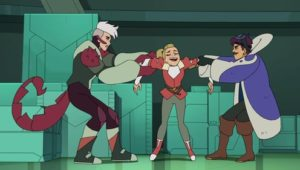 She-Ra and the Princesses of Power – T02E05 – White Out [Sub. Español]