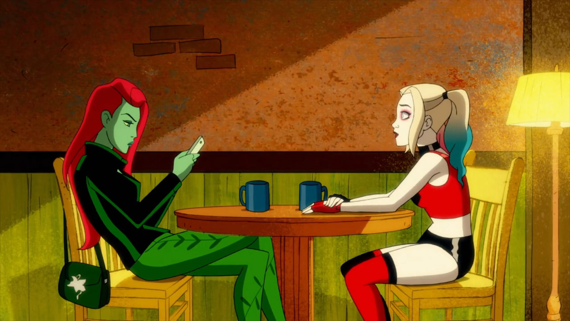 Harley Quinn – T01E09 – A Seat at the Table [Sub. Español]