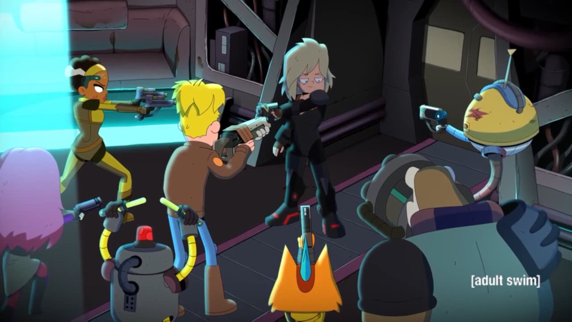Final Space – T02E13 – The Sixth Key [Sub. Español]