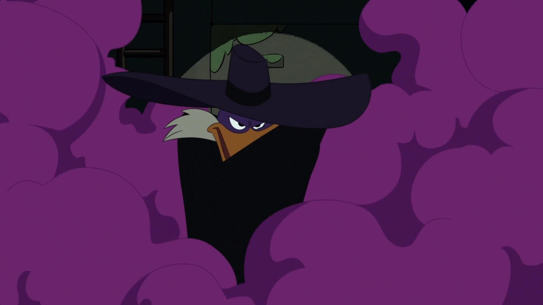 DuckTales – T02E16 – The Duck Knight Returns! [Sub. Español]