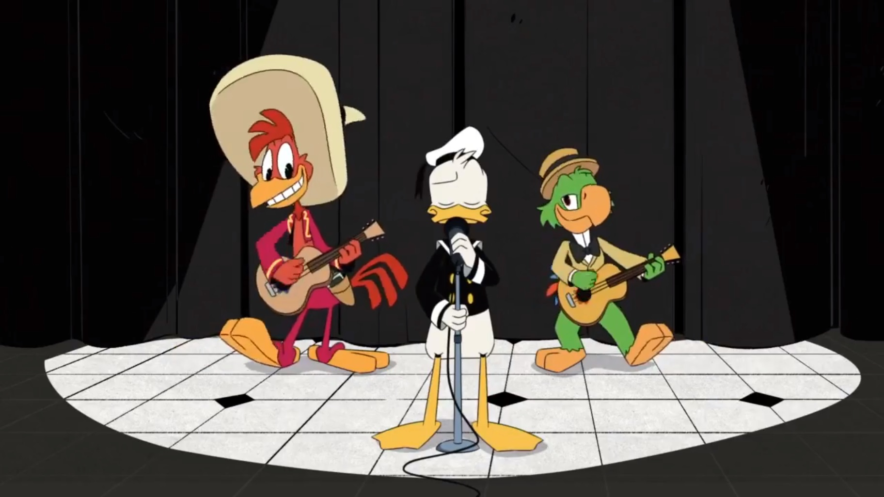 DuckTales – T03E05 – Louie's Eleven! [Sub. Español]