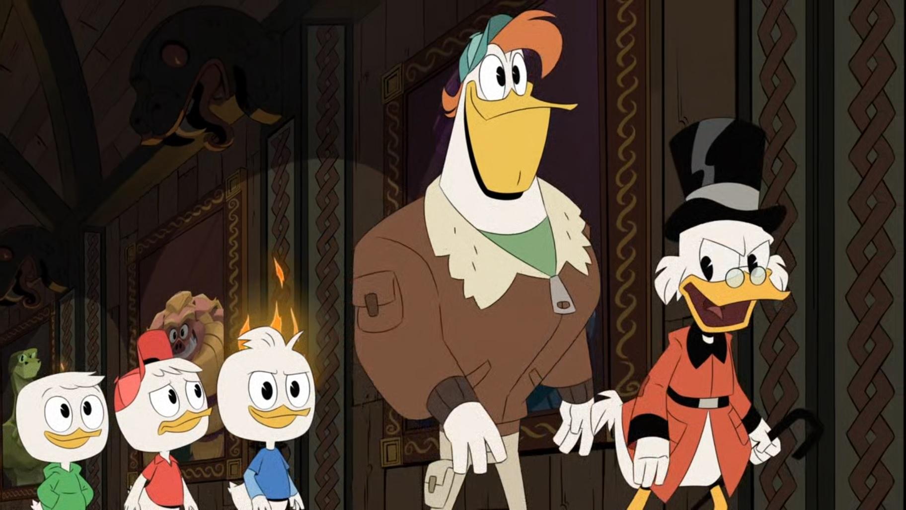 DuckTales – T03E07 – The Rumble for Ragnarok! [Sub. Español]