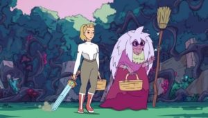 She-Ra and the Princesses of Power – T01E03 – Razz [Sub. Español]