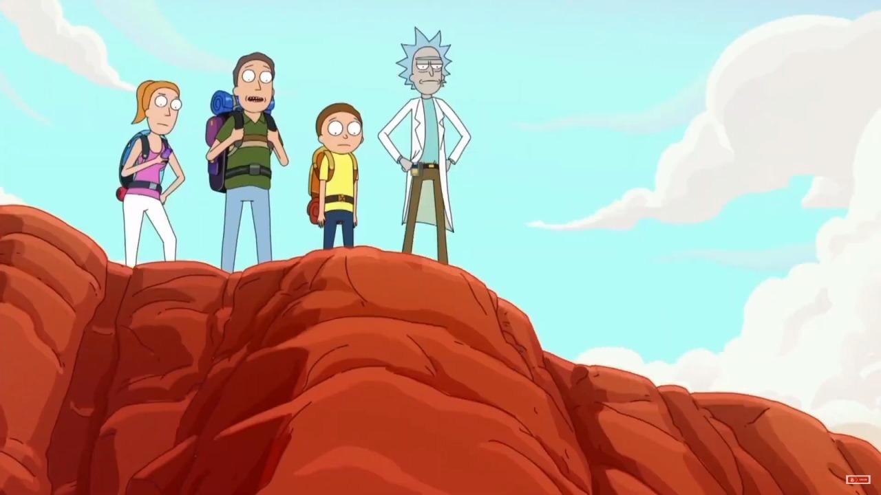 Rick and Morty – T4E09 – Childrick of Mort [Sub. Español]