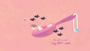 Bee and Puppycat: Lazy in Space – T01E04 – Day Off Work [Sub. Español]