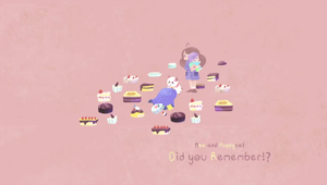 Bee and Puppycat: Lazy in Space – T01E06 – Did You Remember [Sub. Español]