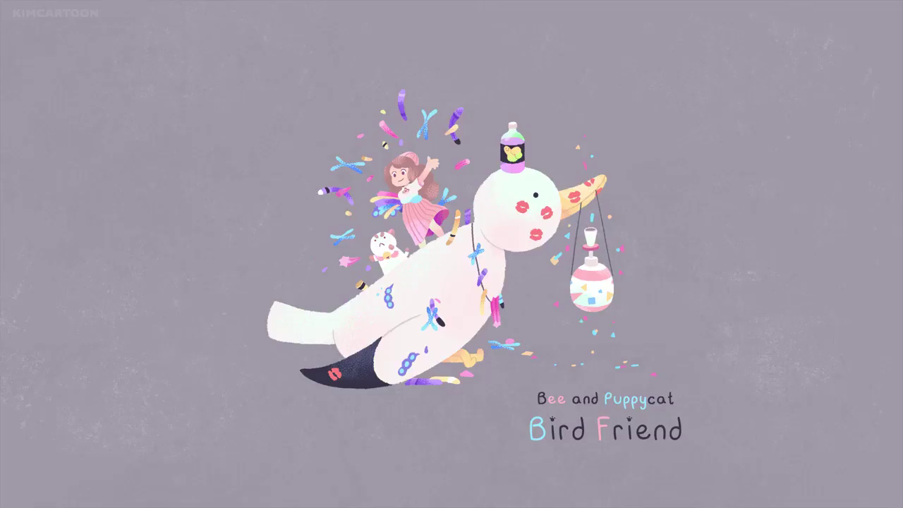 Bee and Puppycat: Lazy in Space – T01E07 – Bird Friend [Sub. Español]