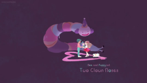 Bee and Puppycat: Lazy in Space – T01E08 – Two Clown Noses [Sub. Español]